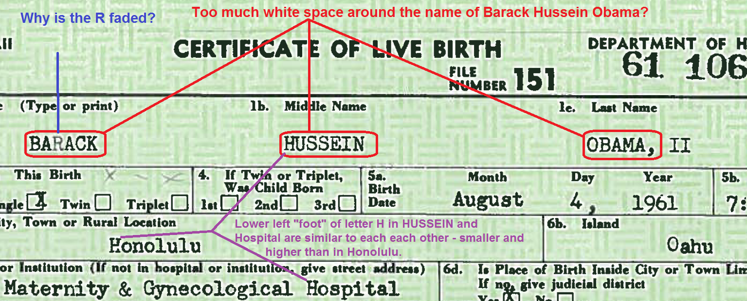 Obama hoax click image to enlarge then study the letters and color background aiddatafo Gallery